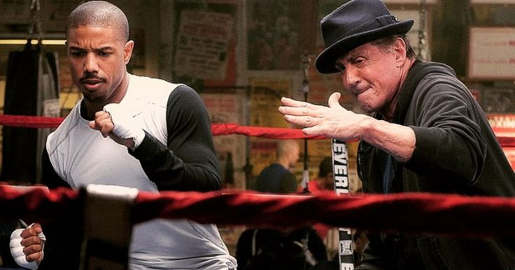 Stallone Returns as Rocky in 'Creed' Trailer -- Michael B. Jordan plays the son of Apollo Creed, who gets training from Sylvester Stallone's Rocky Balboa in the first 'Creed' trailer. -- http://movieweb.com/creed-movie-trailer-rocky-spinoff-stallone/
