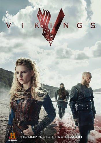 Vikings Temporada 3 Completa Latino