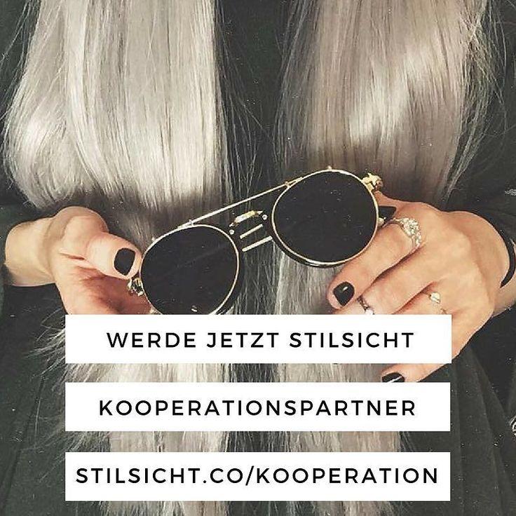 Jetzt deine gratis Brille sichern und #STILSICHT Kooperationspartner werden!   Mehr Infos und Link in der Bio!!