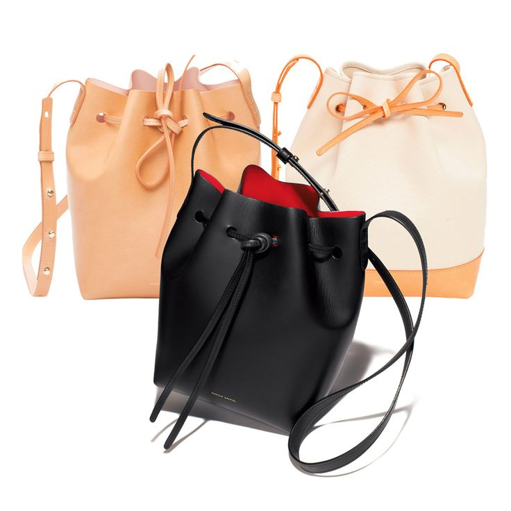 Mansur Gavriel is BACK IN STOCK! Get your hands on one before they're gone.