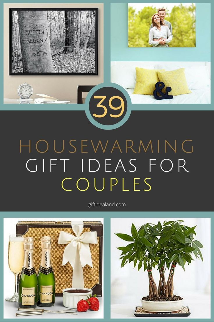 39 Great Housewarming Gifts For Couples, Him, Her, New Home