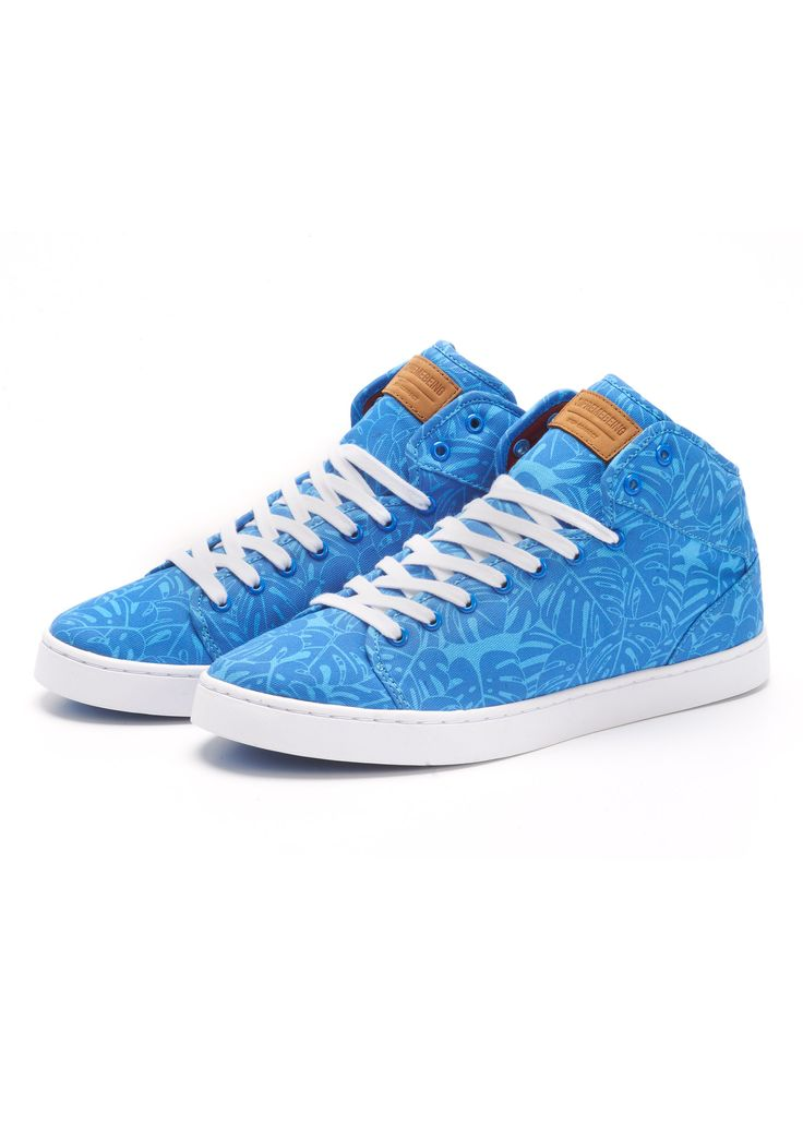 DPM PAVE MID-TOPS  BLUE CHEESE