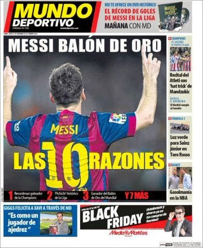 The Legend Lionel Messi: More than one reason enhances Messi opportunity to...