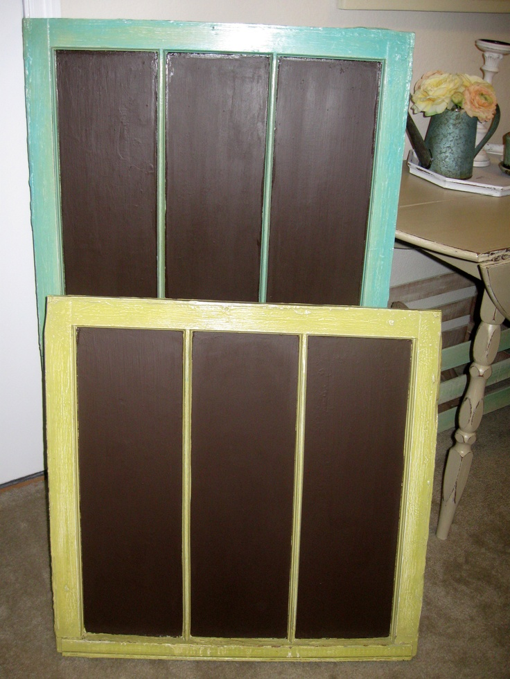 26 best images about recycle old windows on pinterest for Recycled window frames