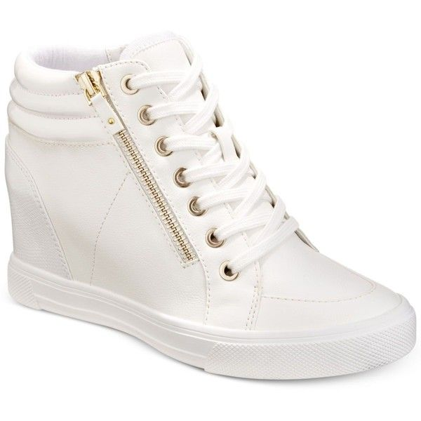 Aldo Kaia Lace-Up Wedge Sneakers ($85