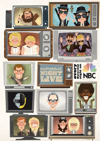 Here Are All the Pieces from Gallery 1988's 'SNL' Art Show | Splitsider