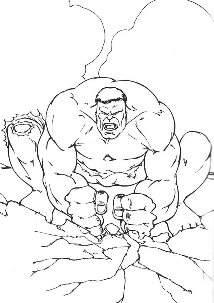 Ausmalbilder Marvel Avengers sausmalbilderco