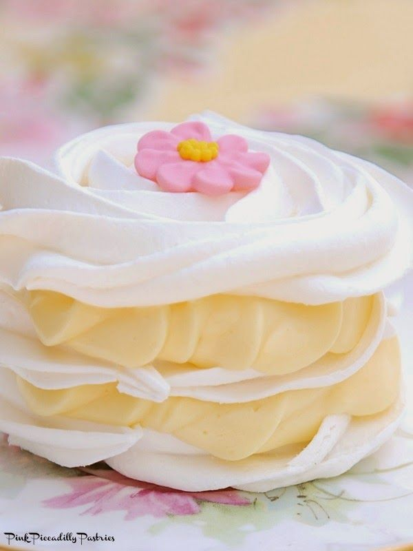 Lemon Meringue Stacks