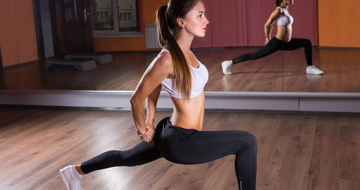 5 Exercises To Get A Defined, Muscular Bubble Butt