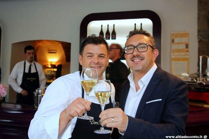 Serata Dom Pérignon al Ristorante LoRo – Trescore Balneario (BG) – Chef/Patron…