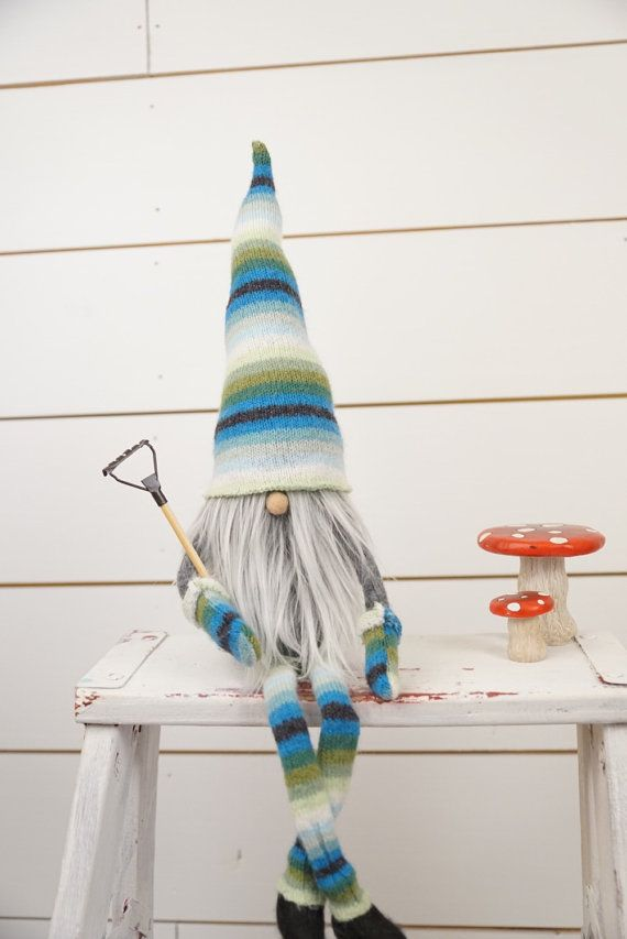 Scandinavian gnome nordic gnome nordic nisse swedish for Gnome 3 decoration fenetre