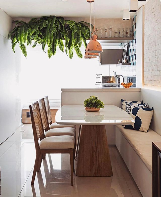 Bom Dia Sala De Jantar Com Banco E Cadeiras Cantinho Alemao