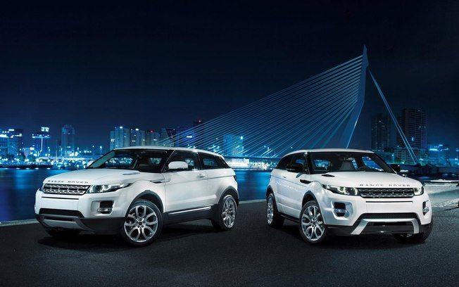 Por que o Range Rover é o carro mais desejado do momento