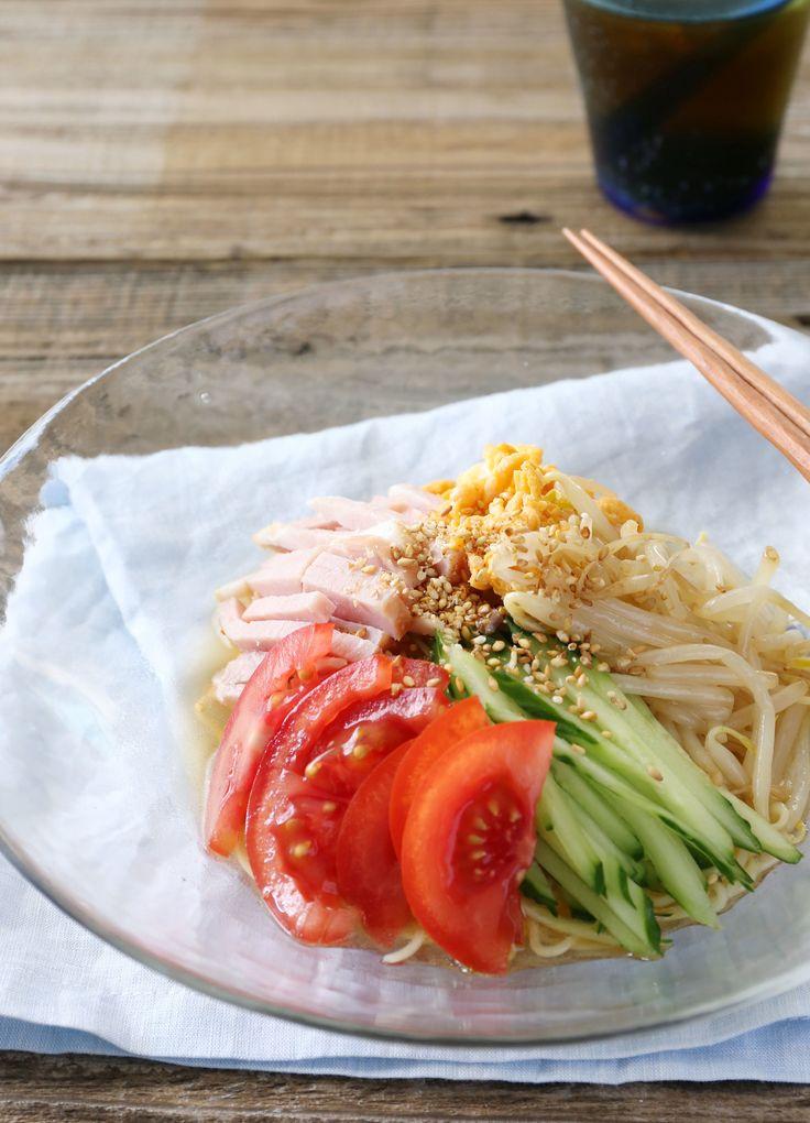 冷やし中華 by 川崎利栄   レシピサイト「Nadia   ナディア」プロの料理を無料で検索