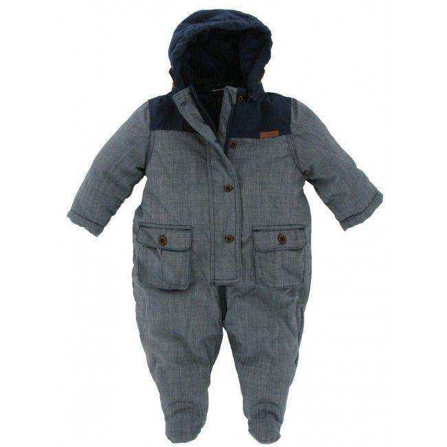 Name-it baby - Snowsuit Marinus navy