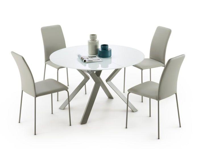 Idee Tavolo Rotondo 10 Modelli Per La Sala Da Pranzo Diotti Com Nel 2021 Tavolo Rotondo Tavolo Rotondo Allungabile Tavolo