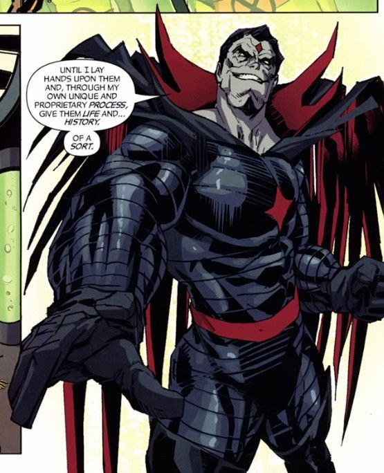 Mister Sinister - Marvel Comics Database