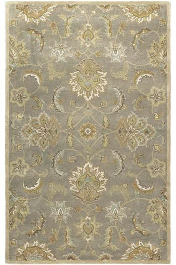 Quimby Area Rug - Wool Rugs - Traditional Rugs - Traditional Rug - Hand-tufted Rugs | HomeDecorators.com