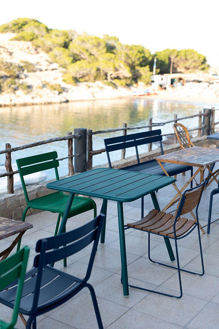 Fermob Tische Im Freien Gartenstuhle Gartenmobel