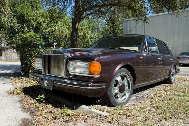 1984 Rolls-Royce Silver Spirit/Spur/Dawn Silver Spur