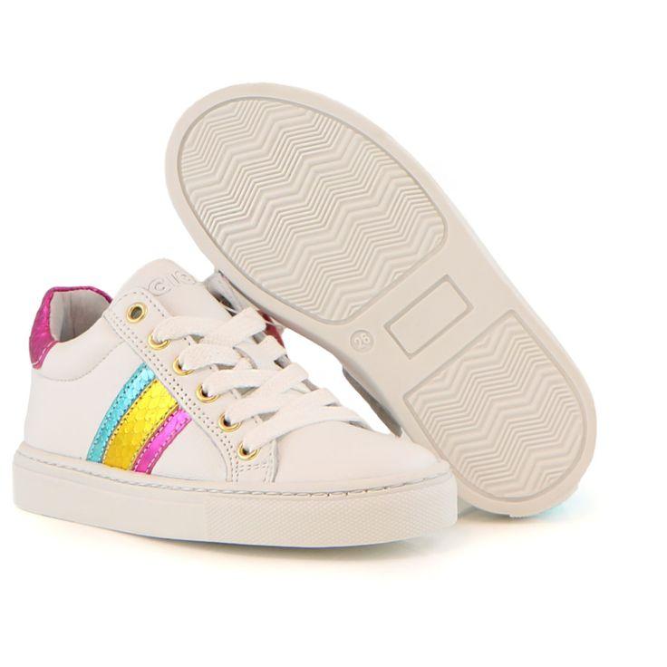 GIGA sneaker white unicorn