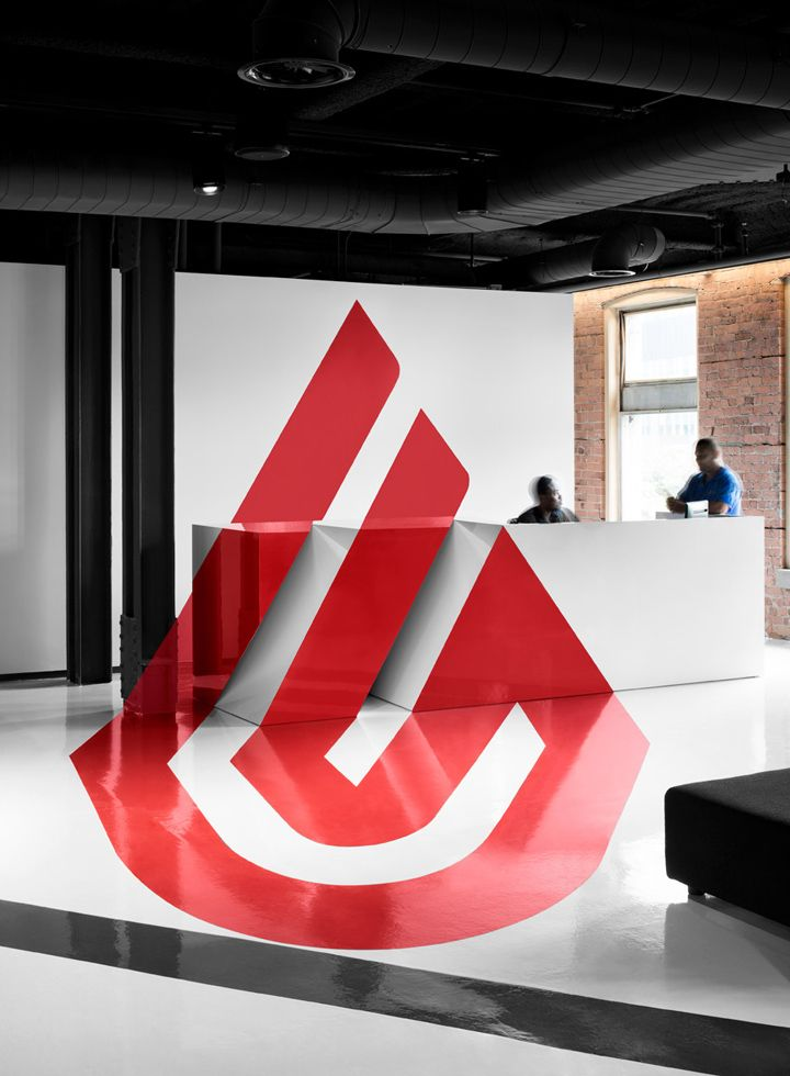 ACDF Conjures Illusion Filled Interior For Lightspeeds Montreal Office