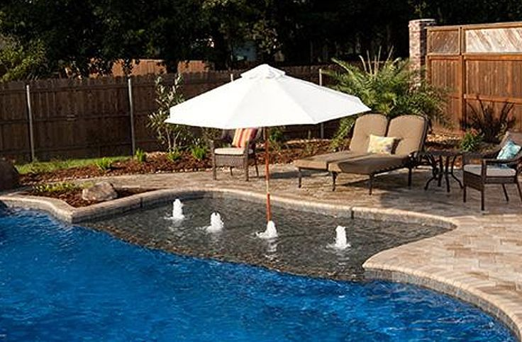 Low Maintenance Pool Landscaping