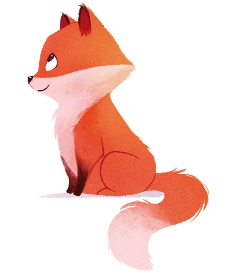 joli petit renard