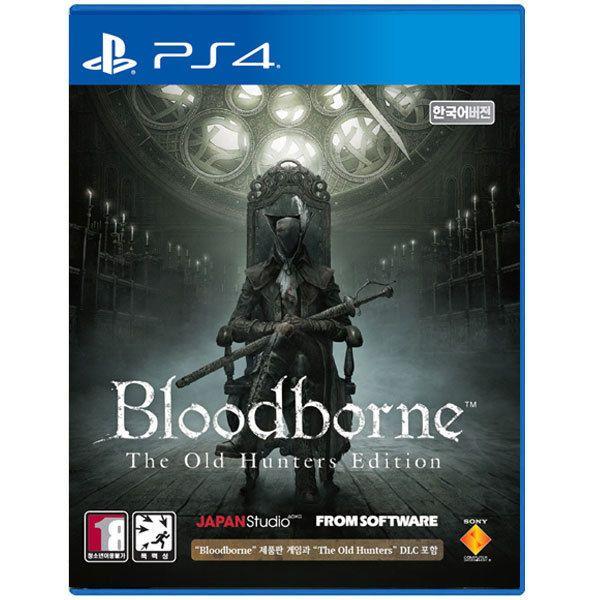 Bloodborne Old Hunters Edition Ps4 Korean Best Korean Ps4 Game