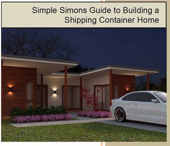 Guide to Building a Container Home  Container Home  Ship