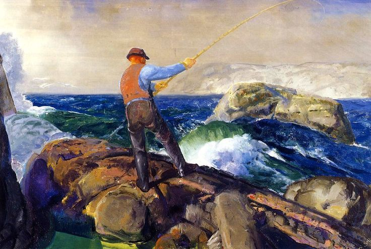 167 Best Images About Artist George Bellows On Pinterest