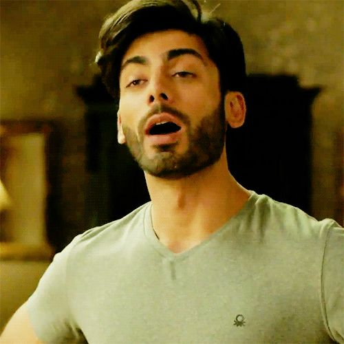 Let's begin with the obvious: his hotness is reason enough. | 15 Reasons Fawad Khan Is The Disney Prince You've Been Waiting For