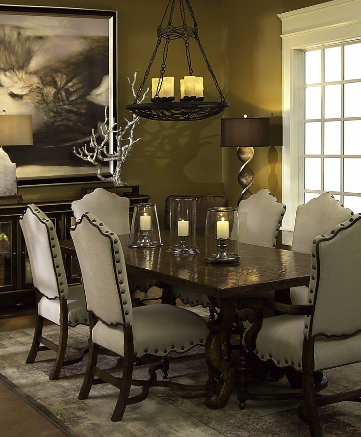 17 Best Images About Beautiful Dining Room Furniture On
