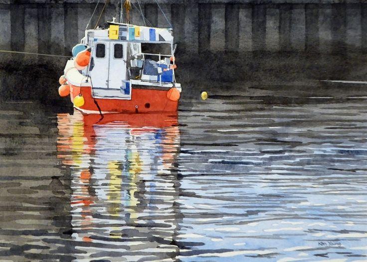 Newhaven Fishing Boat
