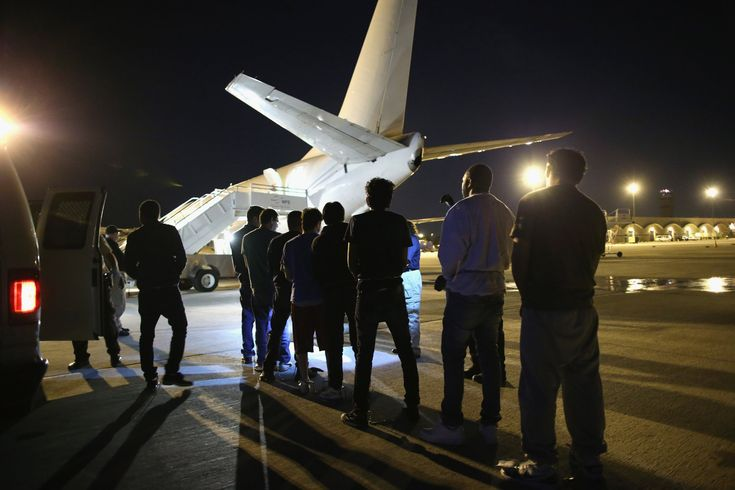 U.S. Put 92 Somalis on a Deportation Flight Then Brought Them Back