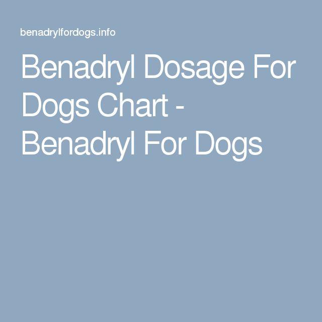 The 25 Best Benadryl Dosage Ideas On Pinterest Benadryl