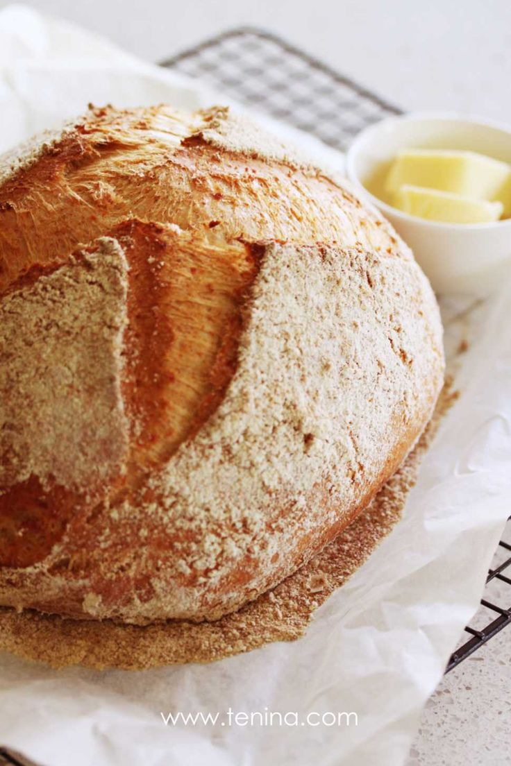 Potato Rye Loaf - Cooking with Tenina #thermomix