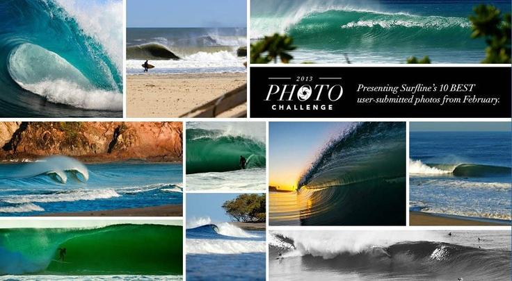 ¡Cheque el Surfline Photo Challenge 2013 de febrero y voten por su favorita!  http://www.surfline.com/surf-news/surfline-photo-challenge-february-13_93546/