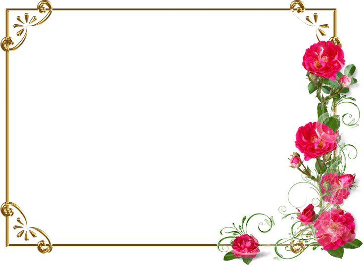 赤い花がおしゃれ!フレーム素材のアイデア❤︎