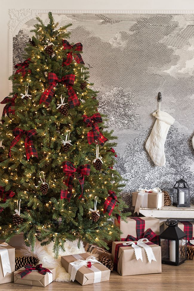 Lowes Christmas.Our 2018 Christmas Home Jenna Sue Design Christmas Home