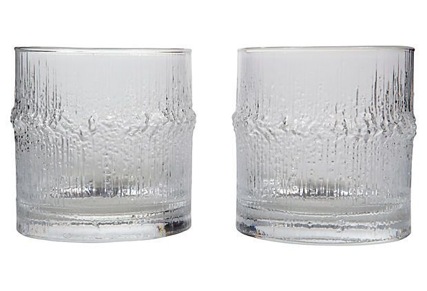 Iittala Whiskey Glasses, Pair on OneKingsLane.com