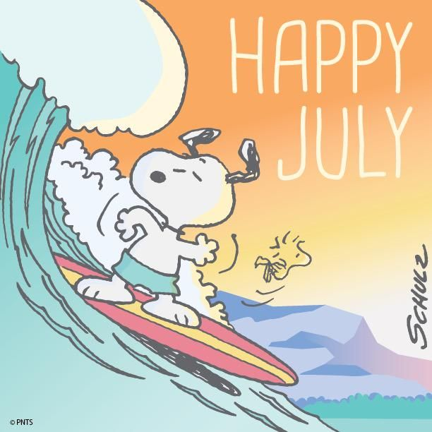 HAPPY JULY!!!