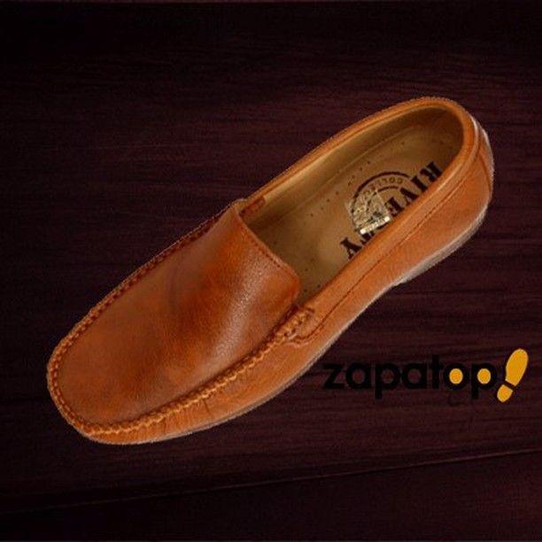 Excelente inicio de semana con nuestros #mocasines de piel, #zapatos de #Riverty para los hombres #elegantes. €39,95 en #zapatop.com #zapatocasual #zapatoscomodos #españa #zapatoshombres #madeinspain #hechoenespaña #zapatosonline #zapatosnuevos #zapateria #calzado #calzadoespañol #calzadohombre