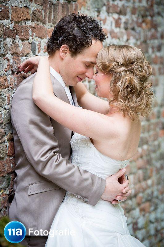 Bruidsreportage bij Kasteel Wijenburg | Echteld | Portfolio Bruidsreportage | 11A Bruidsfotografie | Den Bosch