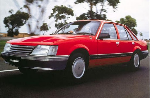 Holden Commodore Berlina VK