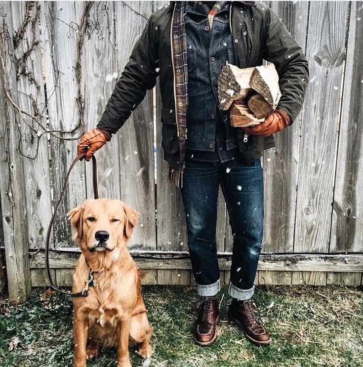 Barbour / Alden / Canine by Golden...AC