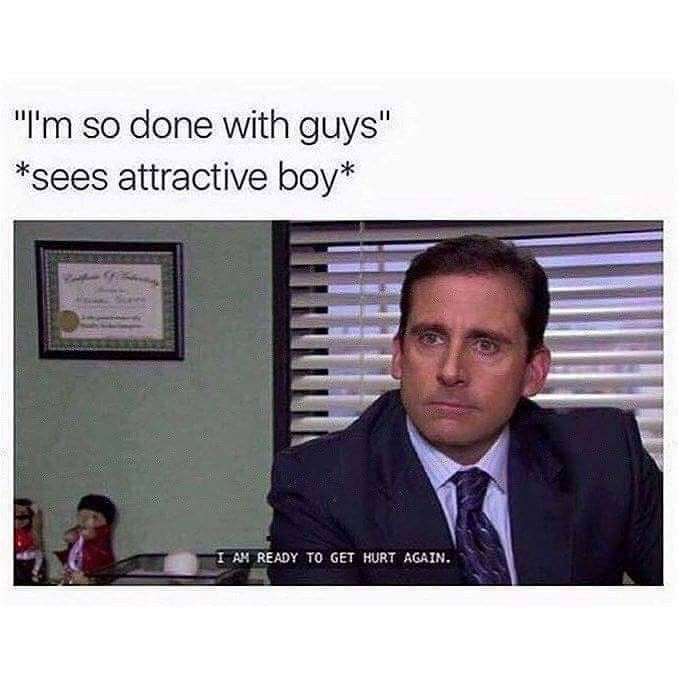 heartbroken meme funny dating