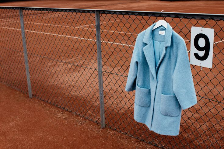 Inglewood coat from Ganni 2015 Spring / Summer collection