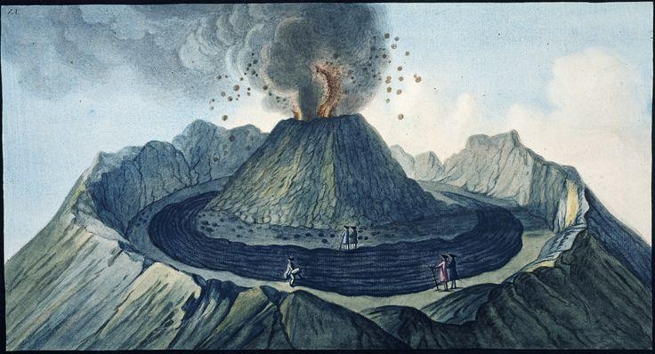 essay on eruption of pompeii