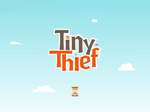 Tiny Thief Loading: screenshots, UI